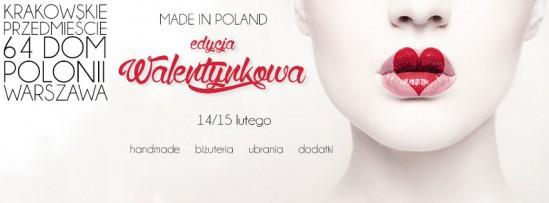 Walentynkowa edycja targów Made in Poland