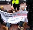 Blokowali wjazd do Sejmu. Sąd ich uniewinnił