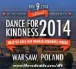 Flashmob w hali głównej dworca Warszawa Centralna [WIDEO]