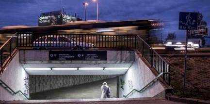 Remont przy Dworcu Zachodnim. Zmiana organizacji ruchu w przejściu podziemnym