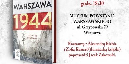 """Za darmo: """"Warszawa 1944. Tragiczne powstanie"""""""