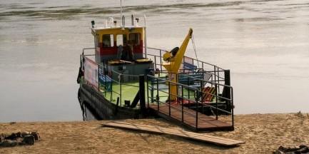 Stan wody w Wiśle spada. ZTM wycofuje kursowanie niektórych promów