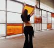 Emilia na stacji Stadion (wideo)