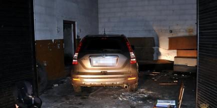 Kradli hondy ze stołecznych parkingów [ZDJĘCIA]