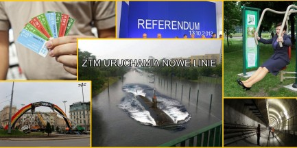 Referendum, płonąca tęcza... Zobaczcie najważniejsze wydarzenia 2013 roku!