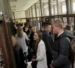 """Straż Marszałkowska zatrzymała licealistów w Sejmie. Mieli wpinki z hasłami """"wolnościowymi"""""""