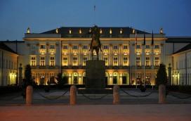 Iluminacja na Pałacu Prezydenckim upamiętni wybuch II wojny światowej!