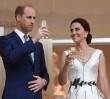 Koniec wizyty pary książęcej. Kate i William wylecieli z Warszawy