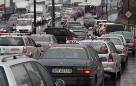 Taksówkarze w środę zablokują miasto!