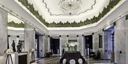 Odrestaurowane wnętrza Hotelu Bristol nagrodzone [PIĘKNE ZDJĘCIA]