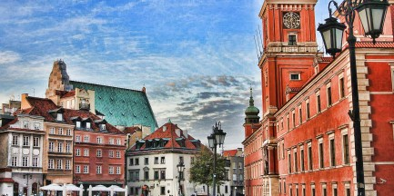 """Za darmo: Letnie koncerty plenerowe """"Chopin na Krakowskim Przedmieściu"""""""