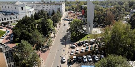Wiceprezydent Wojciechowicz: Wokół Sejmu nie będzie płotu