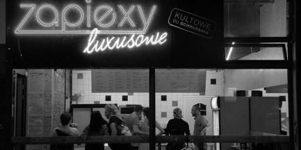 Nowe miejsce: Zapiexy Luxusowe