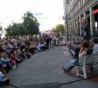 Plac Konstytucji zmienia się w scenę teatralną!