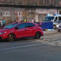 Kierowca Hondy śmiertelnie potrącił 14-letnia Klaudię. Fot. Dariusz Borowicz /Agencja Gazeta