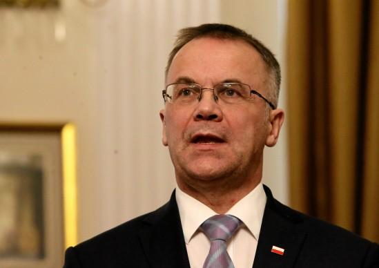 Wiceminister kultury Jarosław Sellin (PiS). Fot. Kuba Atys/Agencja gazeta