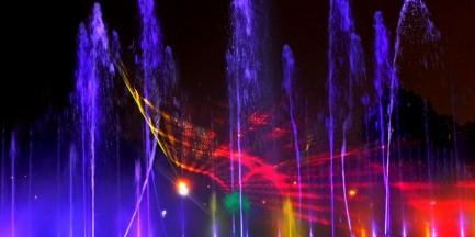 Piękne widowisko w Parku Fontann 2013 (ZDJĘCIA)