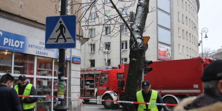 Biegły w sprawie kamienicy: Przy Noakowskiego wybuchł gaz z butli