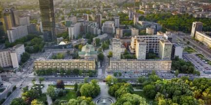 Warsaw Fast Forward. Niezwykłe wideo [TIME LAPSE]