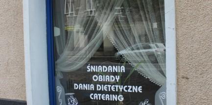 W barze mlecznym na Stalowej dobrze karmią