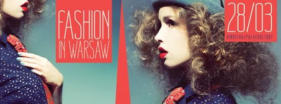 Fashion in Warsaw. Wiosenna edycja targów polskiej niezależnej mody