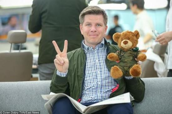 Filip Chajzer. Fot. East News