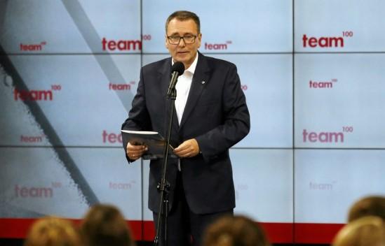 Cezary Jurkiewicz jest liderem Polskiej Fundacji Narodowej oraz radnym PiS w Warszawie Fot. Kuba Atys/Agencja Gazeta