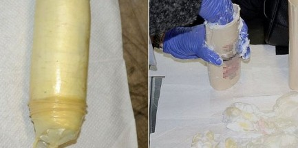 Okęcie. Kobieta przemycała w żołądku kokainę o wartości 300 tys. zł