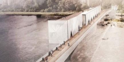 Most dla pieszych powstanie nad Wisłą. Ogłoszono konkurs