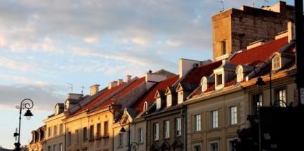 Jak Europa zmienia Warszawę?