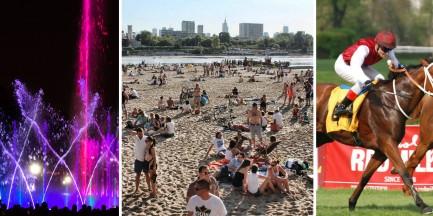 Co robić w Warszawie w długi weekend? Oto nasze propozycje!