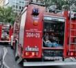 Pożar autokaru na S8. Duże utrudnienia w kursowaniu pojazdów