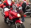 Mikołaje na motocyklach. Wielka parada przejedzie przez stolicę!