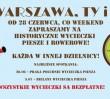 """""""Warszawa, Ty i ja"""" - wakacyjne wycieczki historyczne dla całej rodziny"""