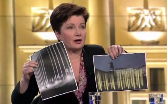 Hanna Gronkiewicz-Waltz. Fot. X-news