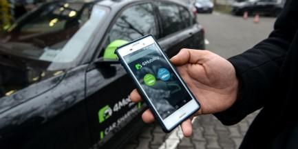 """""""Samochodowe Veturilo"""" już działa w stolicy. Prywatna firma wyprzedziła plany ratusza"""