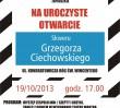 Pierwsza impreza na skwerze Ciechowskiego!