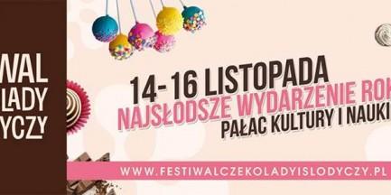 Festiwal Czekolady i Słodyczy w PKiN