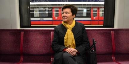 Metro od dzisiaj! Pierwszym kursem pojechała pani prezydent