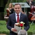 Prezydent Andrzej Duda podczas Narodowego Czytania. Fot. Rafał Guz/PAP