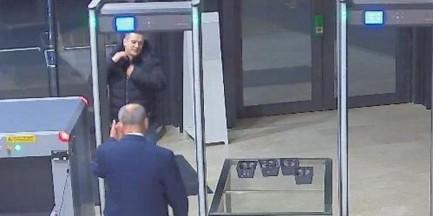 Skradziono laptopa. Rozpoznajecie tego mężczyznę?