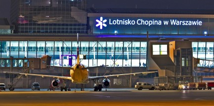 Lotnisko Chopina zwiększa przepustowość