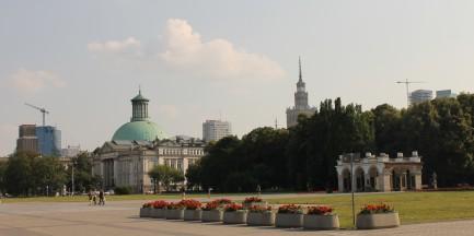 Wkrótce przebudowa pl. Piłsudskiego
