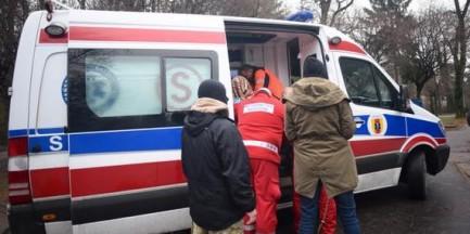 80-latkowie leżeli na podłodze przez pięć dni. Uratowali ich policjanci
