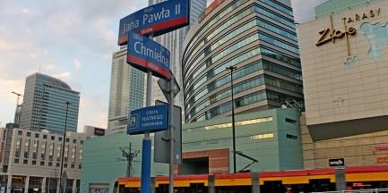 Co jest współczesnym symbolem Warszawy?