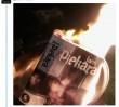 Pisarz fantasy brutalnie zaatakował warszawską dziennikarkę. Czytelnicy niszczą teraz jego książki