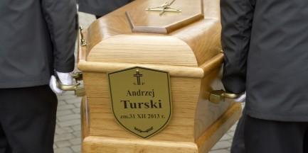 Pożegnanie Andrzeja Turskiego