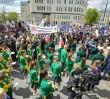 """1 maja. Święto Pracy w Warszawie pod hasłem """"Przywróćmy godną pracę"""""""