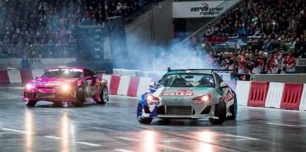Zderzenie dwóch światów na VERVA Street Racing