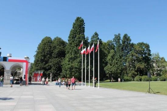 Plac marsz. Józefa Piłsudskiego  Fot. WawaLove.pl